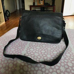 Farragamo leather bag